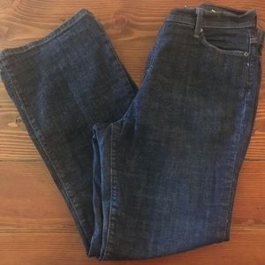 Levi's perfect slimming bootcut jeans size 16M